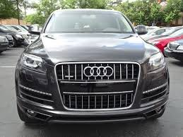 Used 2013 Audi Q7 3.0T Premium Plus For Sale ($36,895) | <b>Gravity</b> ...