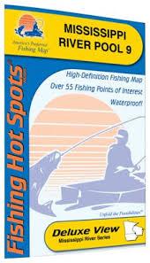 Fishing Hot Spots Freshwater Lake and River Fishing Map Grenada ...