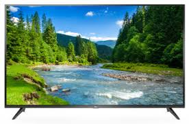 "<b>Телевизор LED TCL 65</b>"" L65P65US черный/Ultra HD/60Hz/DVB-T ..."