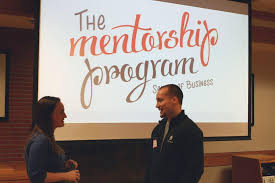 mentorship program ku school of business next