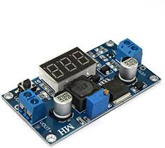 <b>dc</b>-<b>dc adjustable lm2596</b> step down module buck converter <b>voltage</b> ...