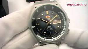 <b>мужские</b> механические <b>часы Orient</b> BEMAL001D9 - YouTube