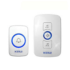 <b>KERUI</b> 433 MHz <b>Wireless</b> Waterproof <b>touch</b> Doorbell Smart Home ...