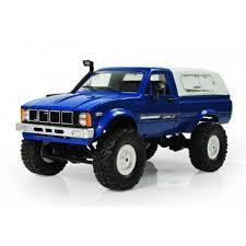 <b>Радиоуправляемая</b> машина WPL пикап Hilux 4WD 2.4G масштаб ...