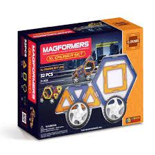магнитный конструктор magformers cruiser set 52 элемента 63091