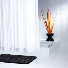 <b>Штора для ванной Ridder</b> Madison 180x200 45301 белый ...