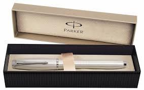 <b>Ручка роллер Parker</b> Urban Premium T204 Pearl Metal Chiselled ...