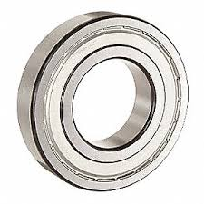 SKF <b>Radial Ball Bearing</b>, Double Shielded, 30mm Bore Dia., 62mm ...