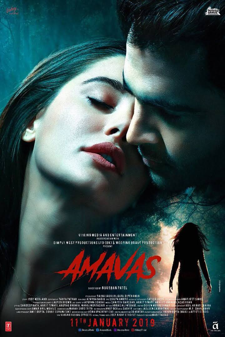 Download Amavas 2019 Hindi Movie WebRip 480p