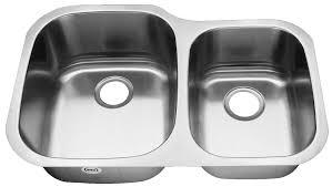 undermount kitchen sink stainless steel:  stainless steel farmhouse kitchen sinks