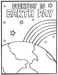 Small Picture Free Earth Day Coloring Pages for Printable Archives gobel