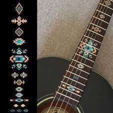 Native American / Ethnic <b>Pattern</b> (Natural) - Inlay <b>Stickers</b> Jockomo