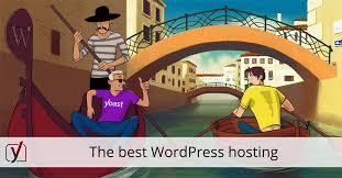WordPress hosting review, find the best WordPress host with Yoast!