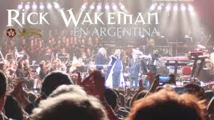 <b>Rick Wakeman</b> - <b>Journey</b> to the Centre of the Earth - Argentina 2014 ...