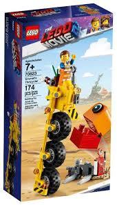 Купить Конструктор LEGO The <b>LEGO Movie 70823 Трехколёсный</b> ...