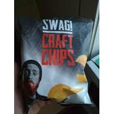 Отзыв о <b>Чипсы</b> картофельные <b>Swag</b> | Вкус средний,состав ...