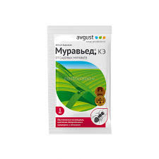 <b>Средство защиты от</b> муравьев Avgust Муравьед 1 мл - купите по ...