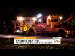 Extreme Weather in New York City - YouTube