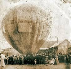 Chile, los primeros globos aerostáticos del cielo de Santiago