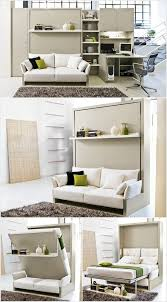 a murphy bed with a sofa and wall having a pull out desk alluring murphy bed desk