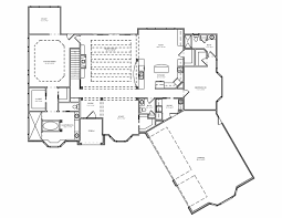 decor remarkable ranch house plans with walkout basement for home Contemporary Rectangular House Plans 4 bedroom ranch floor plans ranch house plans with walkout basement house plans with contemporary rectangular house design home