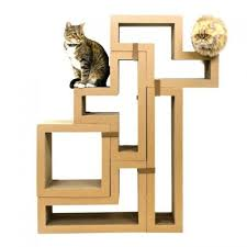 the katris line of high end contemporary cat furniture comes in many styles if you are looking for cat furniture that will blend nicely into any home decor cat safe furniture