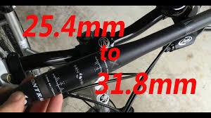 25.4 to <b>31.8 mm Handlebar</b> Upgrade - Trek Skye <b>Mountain Bike</b> ...