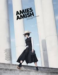 best images about amish fashion editorials 17 best images about amish fashion editorials saint laurent 2014 and tough girl