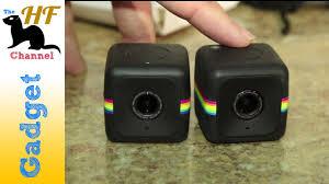 Cube+ in depth look and versus <b>Polaroid Cube</b> - YouTube