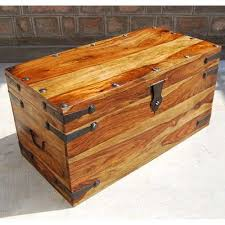 Ubokia: I Want a Light <b>Brown Wooden Storage</b> Chest | Wood ...