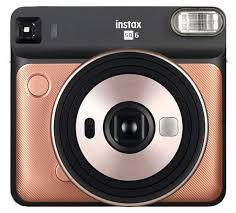 <b>Фотоаппарат</b> моментальной печати <b>Fujifilm instax SQUARE</b> SQ6 ...