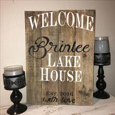 wood sign glass decor wooden kitchen wall: x custom multi board barn wood sign you design by christine glodt