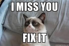 i miss you meme - Google Search | Memes | Pinterest | I Miss You ... via Relatably.com