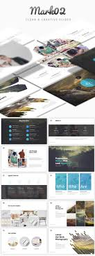 ppt templates for simple modern powerpoint presentations mark02 modern ppt template