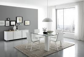 Contemporary Dining Room Furniture Sets Awesome The Sets Of White Dining Table And Chairs Hometowntimes