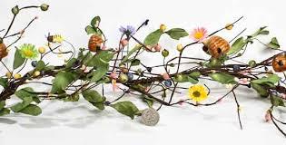 Image result for lavender garland