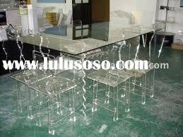 acrylic furniture lucite furniture plexiglass furniture persepx furniture acrylic dinning chair acrylic lucite furniture