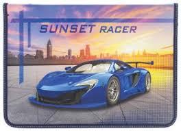 <b>Папка для</b> труда Sunset racer (<b>Юнландия</b>) купить в Интернет ...