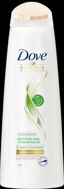 <b>Бальзам</b>-<b>ополаскиватель DOVE Hair therapy</b> контроль над ...