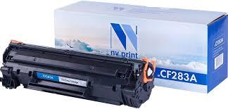 <b>Тонер</b>-картридж NV Print <b>CF283A</b>, черный, для лазерного ...