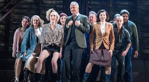 <b>Sting</b> in 'The <b>Last Ship</b>' at the Ahmanson: Stage Review – Variety