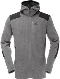 <b>Norrona Tamok</b> Warm/Wool2 Hooded Fleece <b>Jacket</b> - Men's,afflink