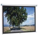 <b>PROJECTA</b> Projection Screen <b>Slimscreen 125x125</b> Cm<b>matte</b> White ...