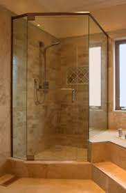 bathroom ideas corner shower design:  images about corner showers on pinterest traditional bathroom walk in shower designs and corner shower stalls