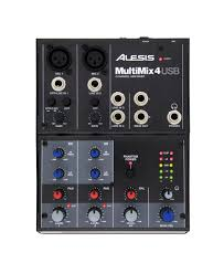 <b>Alesis</b> MultiMix 4 USB купить - профессиональное оборудования ...