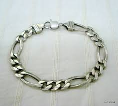 <b>BRACELET</b> Brand New Pure <b>vintage antique</b> tribal old <b>silver link</b> ...