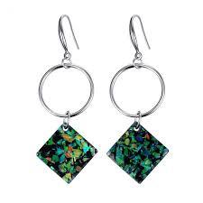 2019 <b>VOJEFEN</b> Jewelry, 925 Sterling <b>Silver</b> Hook Earrings Color ...
