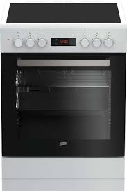 <b>Плита Beko FSM</b> 67300 GWS, <b>электрическая</b>, белый, черный ...