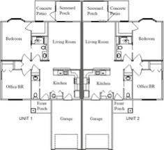Duplex floor plans  Floor plans and Semi detached on Pinterest  Bedroom Duplex Floor Plans   Bedroom Duplex Floor Plans