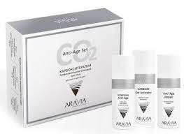 <b>CO2 Anti</b>-<b>Age</b> Set Aravia-Professional ― <b>Набор карбокситерапии</b> ...